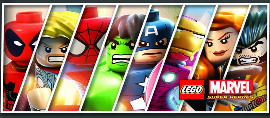 LEGO Marvel Super Heroes Sneak Peek- exclusive teaser trailer!