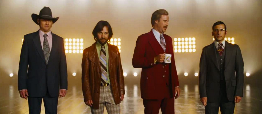 Anchorman 2: The Legend Continues- first full length trailer!