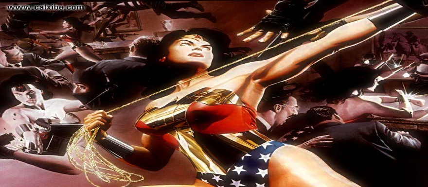 Wonder Woman Earth One is coming from comic GURU Grant Morrison!