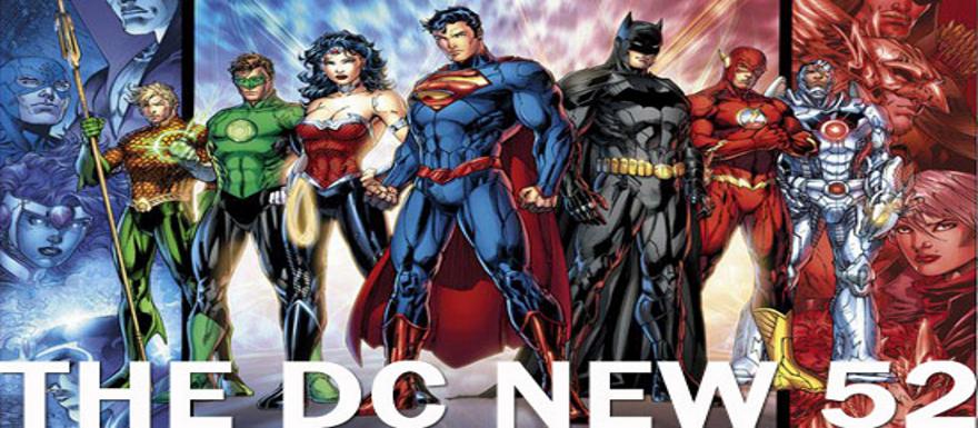 "DC Comics announces details for the upcoming New 52 ""Villains Month"""