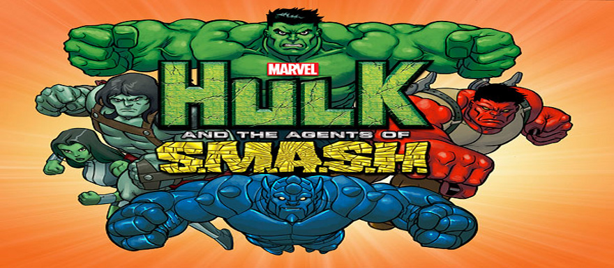 Hulk and the Agents of S.M.A.S.H. Official Trailer!! Coming August 11th on Disney XD!