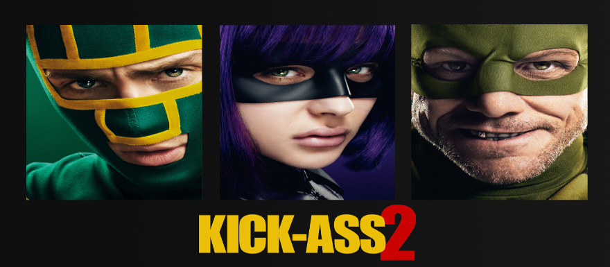 Kick-Ass 2- new viral videos from Mother Russia and The Mother F*c$er!