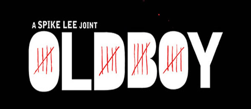 Oldboy- new poster from upcoming Spike Lee adaptation starring Josh Brolin