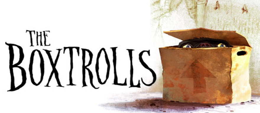 The Boxtrolls- new trailer and poster from Laika Studios, makers of Coraline and Paranorman