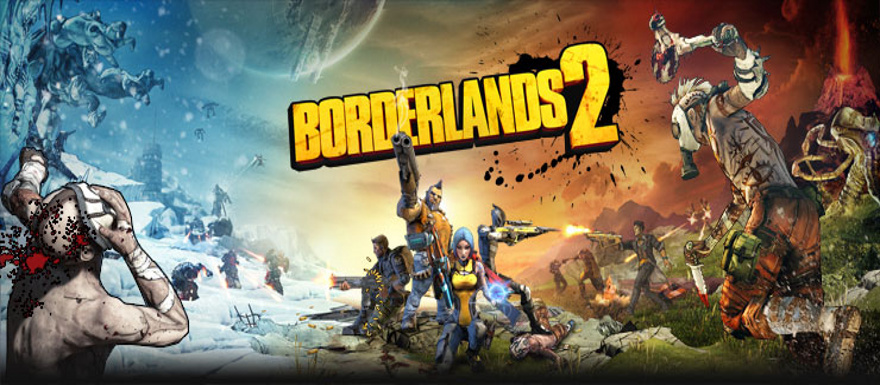 Borderlands 2 latest episode reminds us to give thanks…FOR A GREAT VIDEO GAME!!!