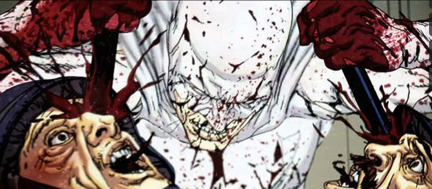 Nemesis script, the Joe Carnahan adaptation of Mark Millar's ultra violent limited comic series, is finished