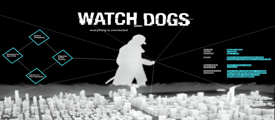 Watch Dogs the next-gen game that everyone is excited about gets a 14 minute gameplay video!