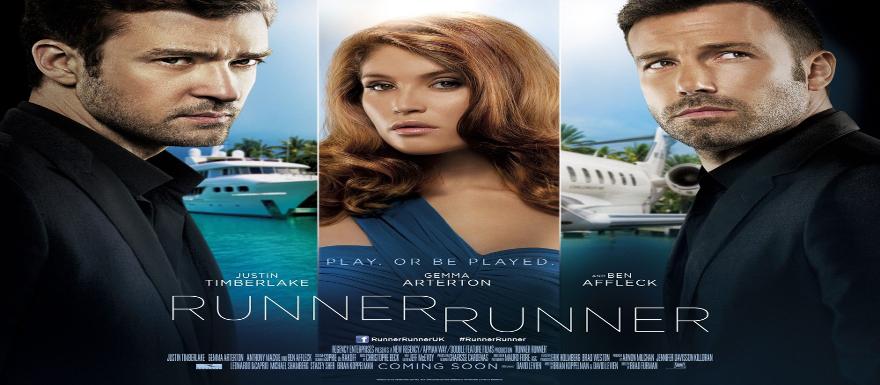 "A Look at ""Runner Runner"" starring Ben Affleck and Justin Timberlake"