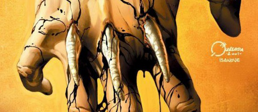 """Wolverine Origin II gives us a first look at the """"special"""" cover and inside art by Adam Kubert"""