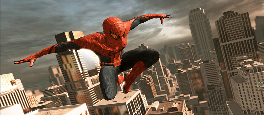 The Amazing Spider-Man 2- First teaser for the upcoming Activision Video Game