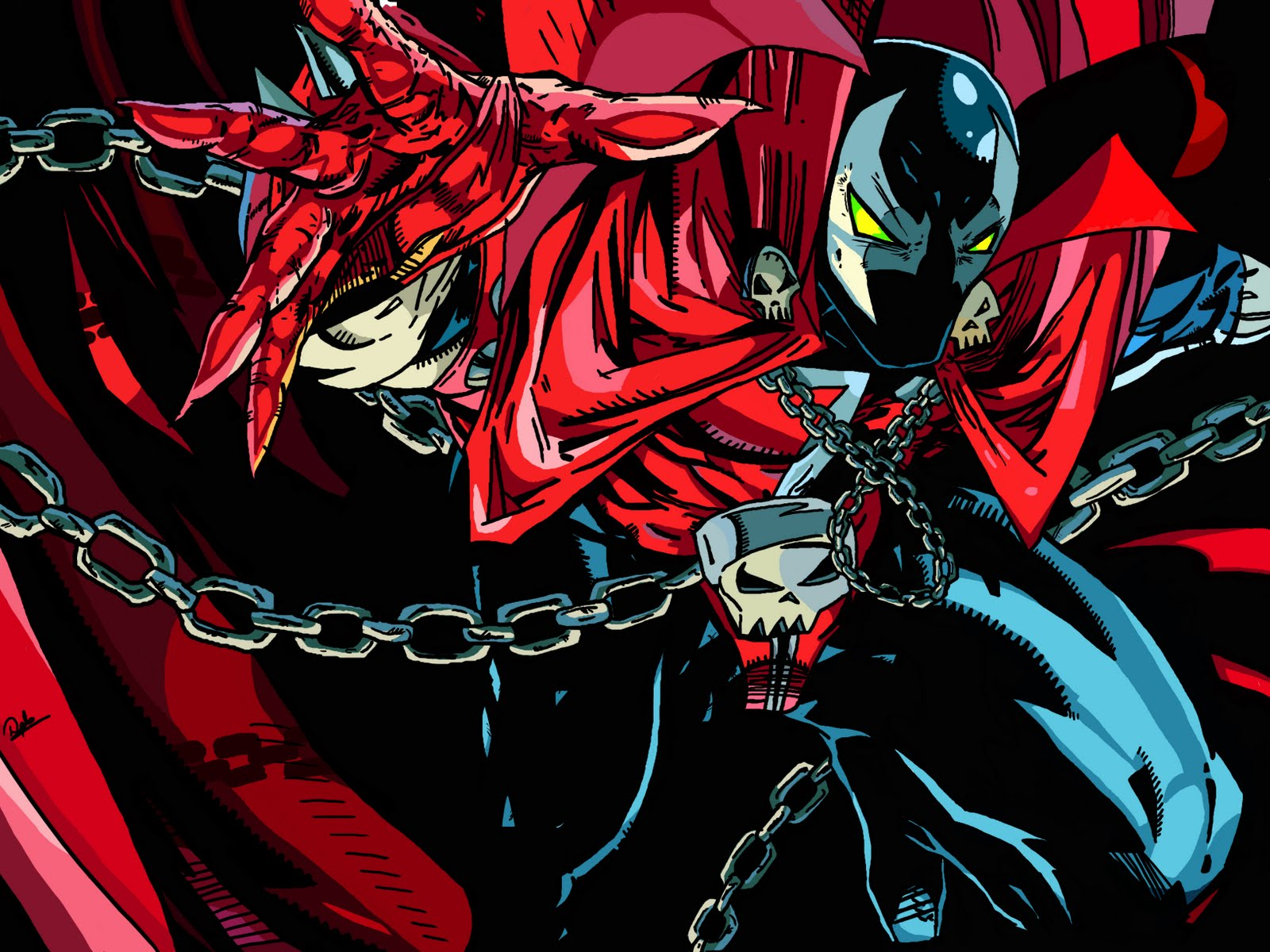 Todd McFarlane's Spawn Set to Make History in 2019!