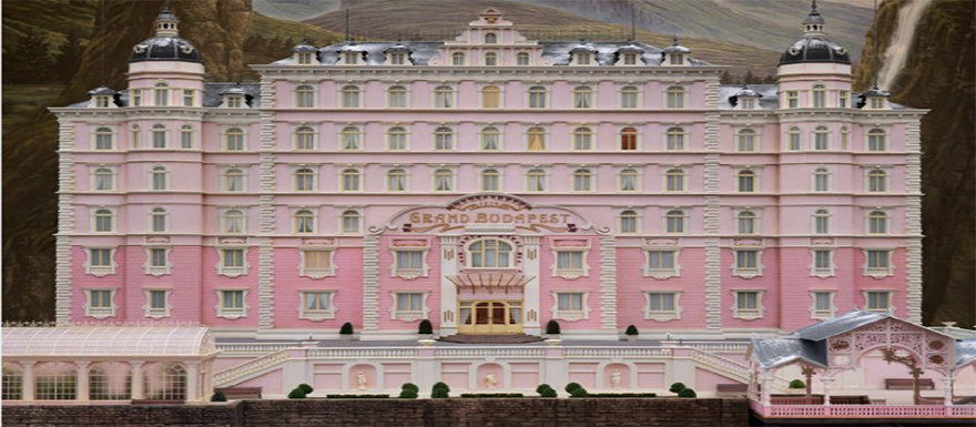 The Grand Budapest Hotel- new trailer and poster from upcoming Wes Anderson film!