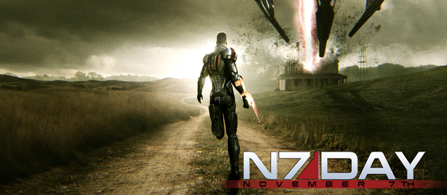 N7 Day is almost upon us and The Myrrick lets you know what to look forward to!