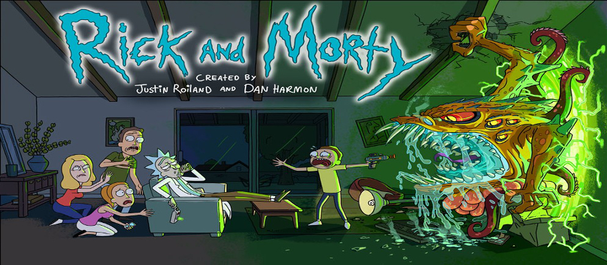 Rick and Morty- Watch the first episode from the animated television series by Dan Harmon and Justin Roiland