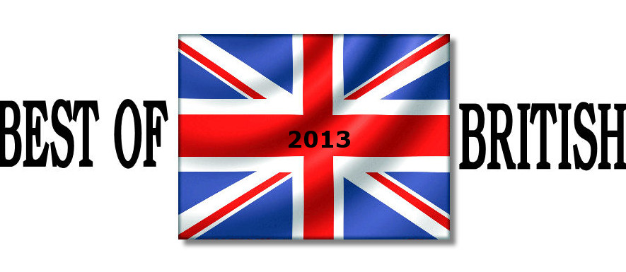 The Top 5 best things to come out of Britain in 2013 – The Princess Marvel Diaries