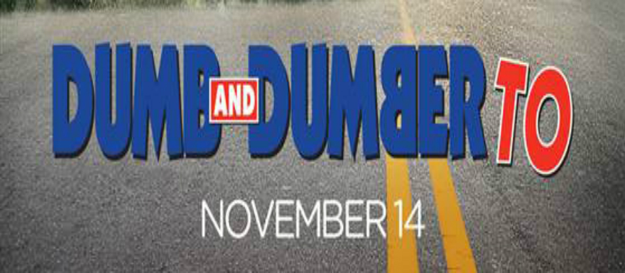 Dumb and Dumber To posters give their own take on Lucy