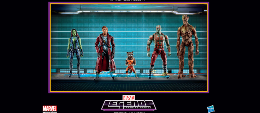 Guardians of the Galaxy Marvel Legends Infinite Groot review