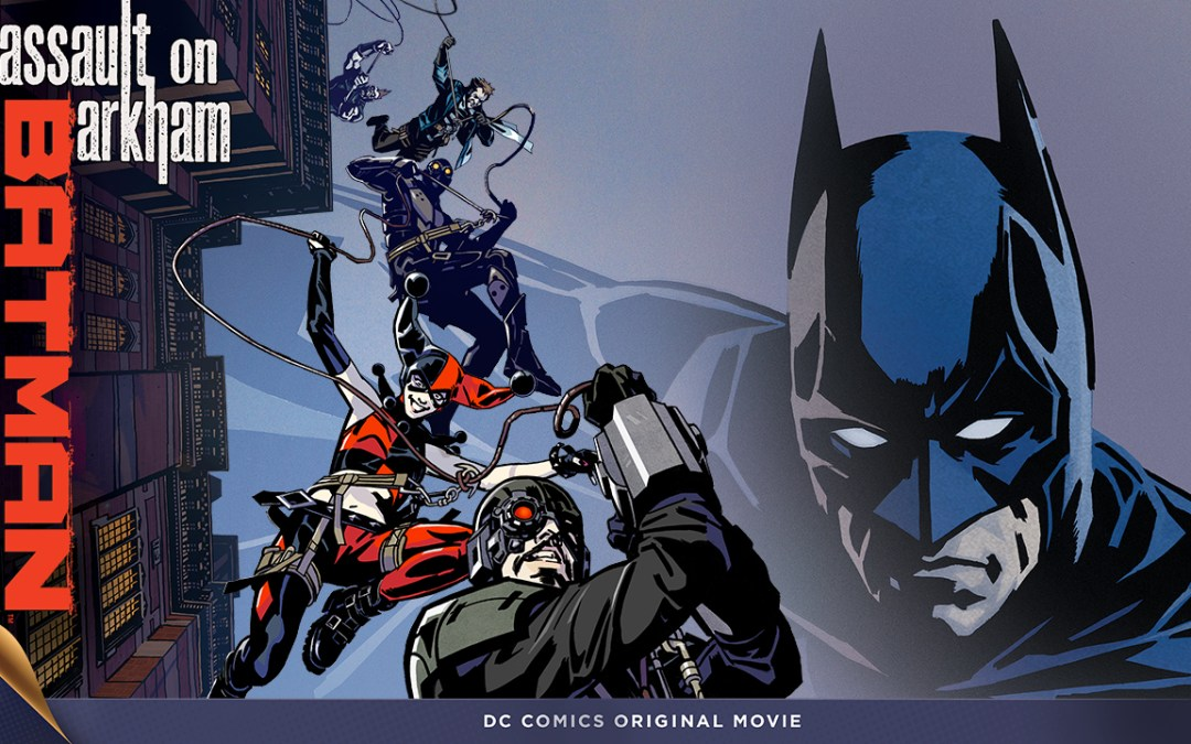 Batman: Assault on Arkham (spoilage-free!) Blu-ray review