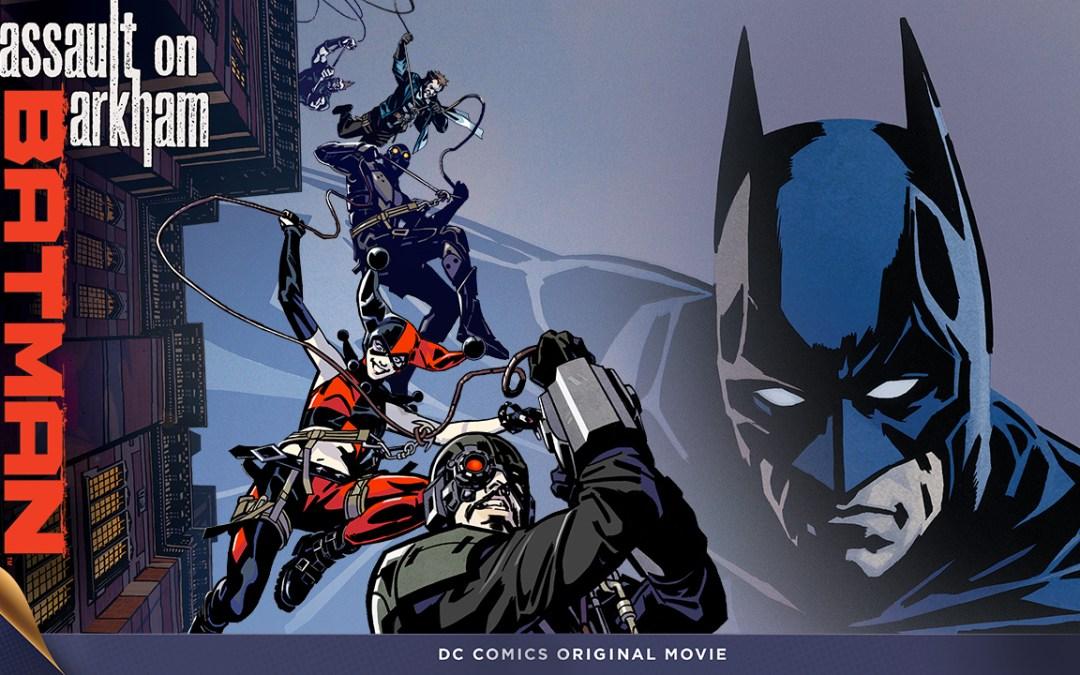 Batman: Assault on Arkham (spoilage-free!) Blu-ray review