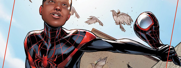 Donald Glover is Miles Morales in Ultimate Spider-Man cartoon