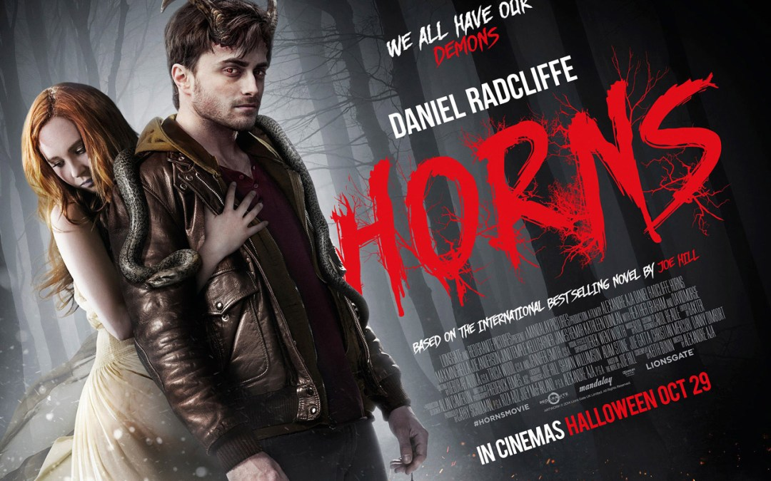 Horns – International trailer for new Daniel Radcliffe-starring thriller!