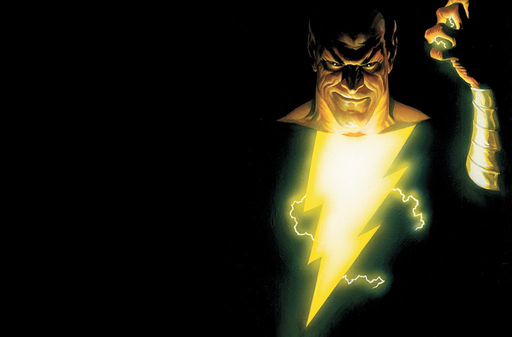 "Dwayne ""The Rock"" Johnson CONFIRMS that he will play Black Adam in Shazam!"