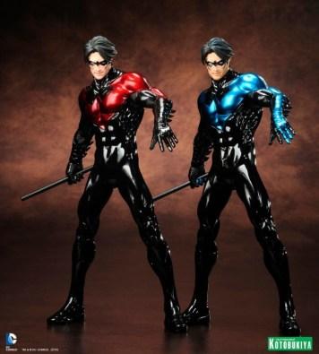 Kotobukiya ARTFX Nightwing NYCC 03