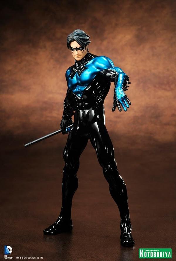 Kotobukiya ARTFX Nightwing NYCC