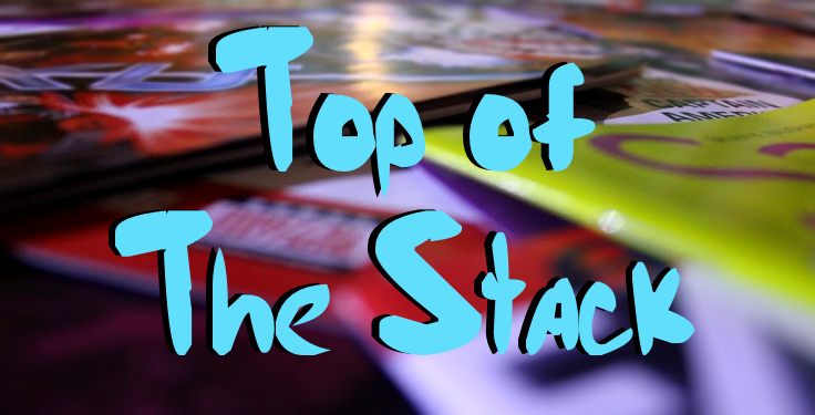 Top of the Stack: Comic Book New Releases 4/4/18