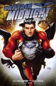 Captain Midnight vol 4 TPB