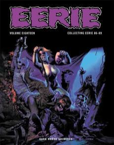Eerie Archives Vol 18 HC