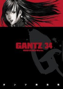 Gantz Vol 34 TPB