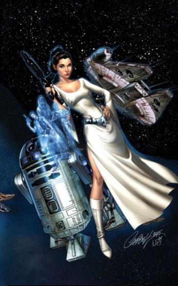 JSC Princess Leia variant
