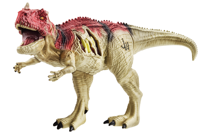 Jurassic World Lights & Sounds Figure - CERATOSAURUS