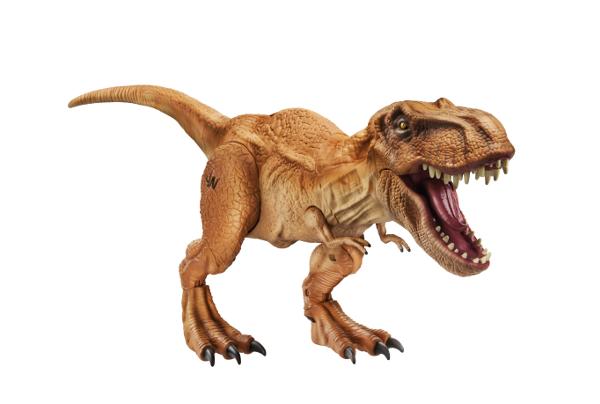Jurassic World Stomp & Strike Tyrannosaurus Rex (1)