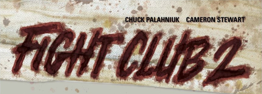 Tyler Lives! 'Fight Club 2' Scratch-and-Sniff Bookmark Contest Revival