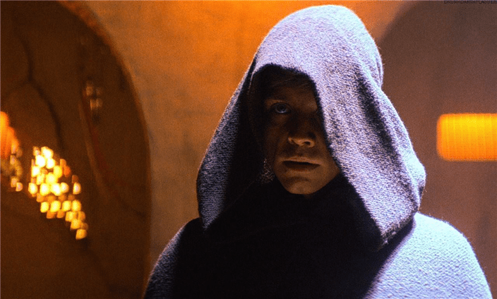 How Did Luke Skywalker Become A Jedi Knight Don T Forget A Towel