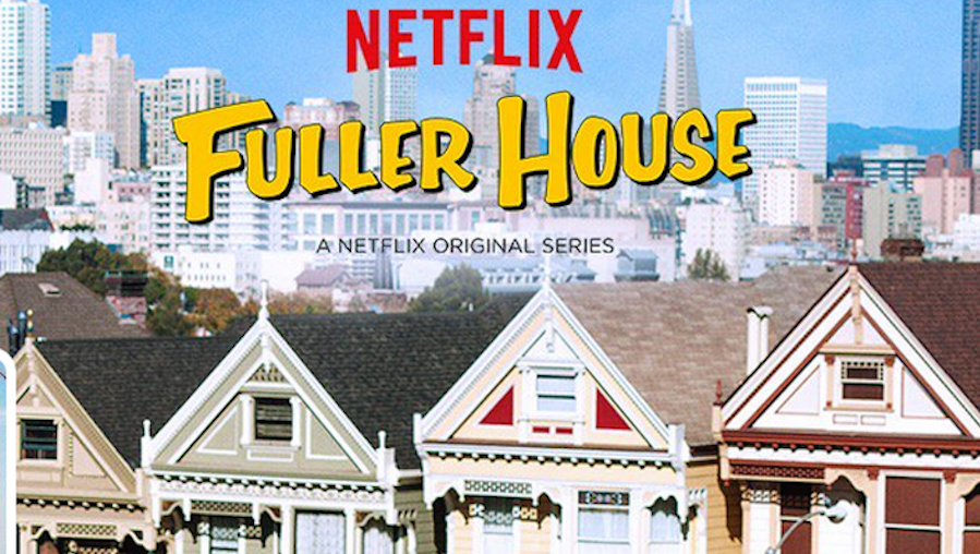 Fuller House teaser shows the family back together again!