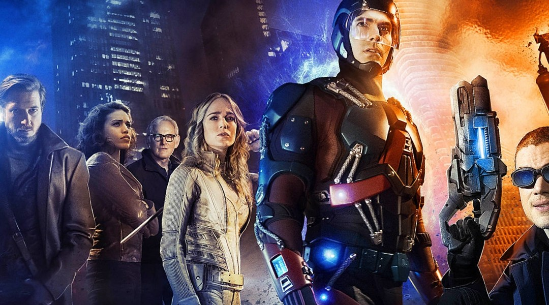 Legends of Tomorrow teaser reminds us why we love time travel!