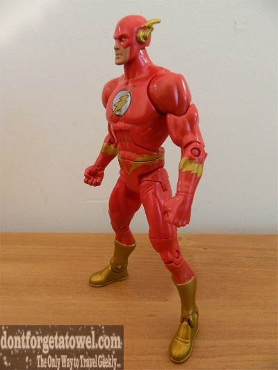 Mattycollector Wally West Flash 03