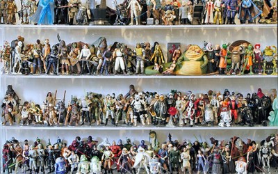 Towelite Talk presents The Pursuit of Plastic and Star Wars Toys!