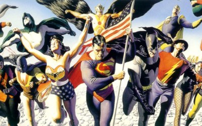 DFAT Unboxing: Funko DC Legion of Collectors DC Legacy