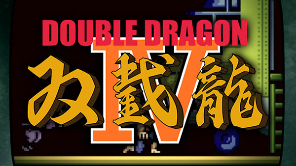 DFAT Review: Double Dragon IV is the retro classic we never knew we needed!