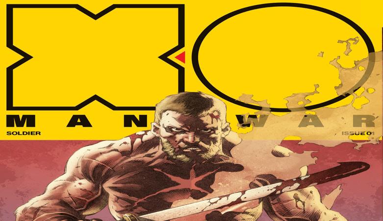 X-O Manowar (2017) Advance Review