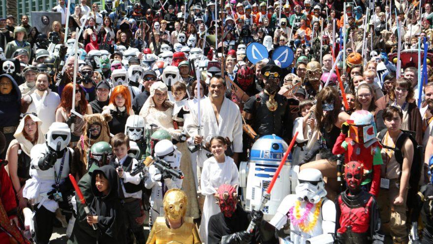 Celebrate Star Wars with Towelite Talk