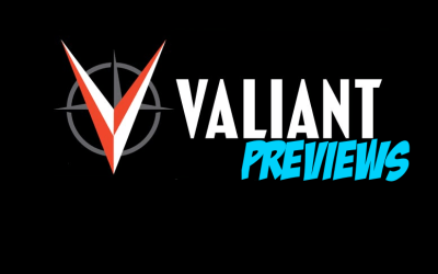 Valiant Previews: BLOODSHOT SALVATION #7
