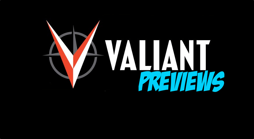 Valiant Previews: SECRET WEAPONS: OWEN'S STORY #0 & NINJAK VS. THE VALIANT UNIVERSE #3