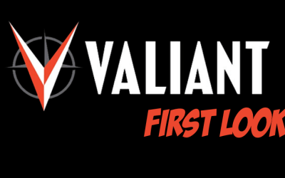 Valiant First Look – The first TEN pages of Psi-Lords #1 is yours to enjoy!