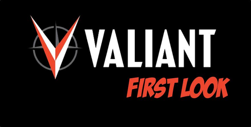 Valiant First Look: Shadowman #1