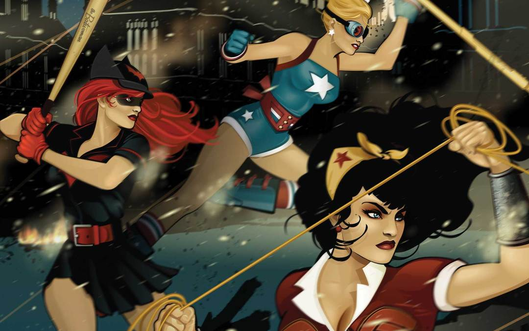 DC Comics Bombshells POP! series 2 coming soon